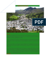 Distrito de Huallanca