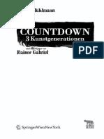 Heiner Muhlmann-Countdown  3 Kunstgenerationen_ Mit Abbildungen von Rainer Gabriel (TRACE Transmission in Rhetorics, Arts and Cultural Evolution) (German Edition) (2008).pdf