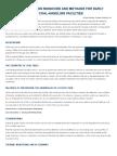 Presentation Monitoring Carbon Monoxide and Methane