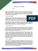 Capítulo II - Catastro (Pag. 4-11)