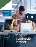 ODLI20170807 001-UPD-es ES-1 AGOSTO MODIFICACIONES Catalogo de Iluminacion Interior