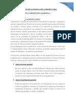 Analisis de La Produccion Agropecuaria