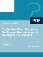 Phocuswright Criteo the Mobile Effect Travel