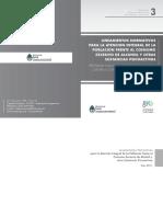 Lineamientos Normativos Para La Atencion Integral Alcohol y Otras Sustancias (2011)