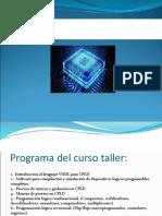 Sistemas Digitales Con CPLD y FPGA Sesión 1