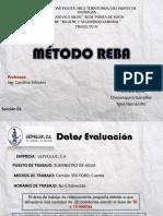 Metodo REBA