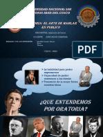 Oratoria (El Arte de Hablar en Publico) (1)