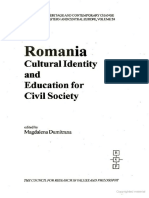 Romanian Cultural Identity and Education for Civil Society.pdf