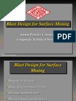 Blast Design Mathematics - Enaex.ppt