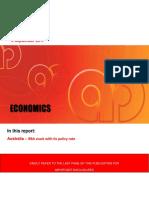 Malaysia Economic