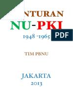 Buku Putih Benturan NU - PKI