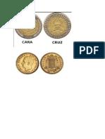 Anverso y Reverso de Monedas