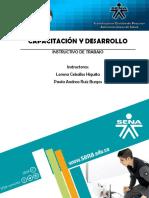 1-Instructivo de Trabajo Capacitacion y Desarrollo (1)