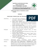 SK Monitoring & Evaluasi