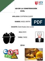 Seguridad en La Construcción Civil Cf