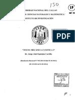 MEJOR LIBRO DE CUÁNTICA DE PERÚ