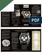 Gallet Brochure