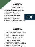 ANGGOTA IGD