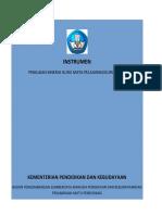 INSTRUMEN PKG MAPEL SMK Darul Falah