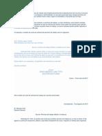 Una Carta de Solicitud de Permiso de Trabajo Está Dirigida Generalmente Al Departamento de Recursos Humanos o en Último Caso Al Gerente de La Empresa o Administrador