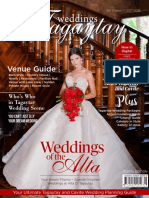Weddings Tagaytay Vol. 3 Issue 1 July 2017-2019 Volume 3 Issue 1.pdf