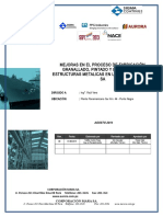 Informe de Mejoras de Proceso Productivo - Copia