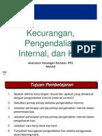 Kecurangan_ Pengendalian Internal_ Dan Kas
