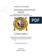 Monografia Intro. Derecho