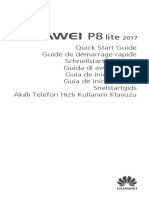 HUAWEI P8 Lite 2017 Guía de Inicio Rápido%28PRA-LX1%2C 01%2C 8 Lans%2C Single%29