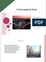 La evolución de Tokio.pptx