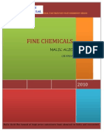 Fine Chemicals of Thirumalai chemicals ltd.