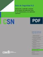GSG-08.02 Elaboracion Contenido y Formato de Los Planes de Proteccion Fisica de Las Instalaciones y Los Materiales Nucleares
