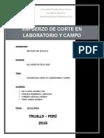 Suelos - Ensayos de Laboratorio y Campo