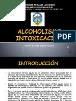 DIAPOSITIVAS ALCOHOLISMO