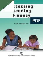 Rasinski - Assessing Fluency