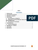 Tarea #1. Conceptos Basicos de Fontaneria