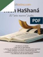 Rosh HaShana eBook AishLatino 2017