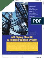 Piping Plan 62