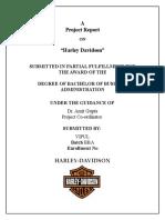 21182878-Project-on-Harley-Davidson.doc