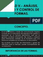 Analisis, Diseño y Control de Formas