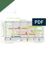 CalendarioLectivo 2010-11