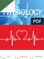 Physiology Part3 - Cardio