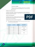 Marking Scheme & Grade Point Average (GPA)