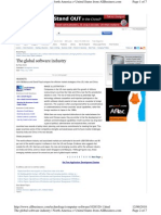 The Global Software Industry_001