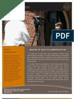 Grad Program Sheet-comm v2010-07b
