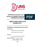 Lab01 - Medidas Directas e Indirectas
