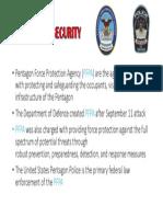 Pentagon's Security