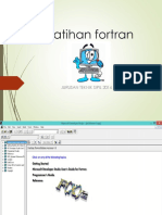 Pelatihan-Fortran1