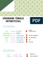 1 Síndrome Túbulo Intersticial (1)