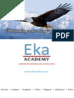 Eka Course Catalogue 2017